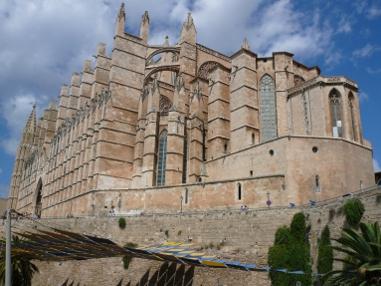 Palma de Mallorca Stadtrundfahrt