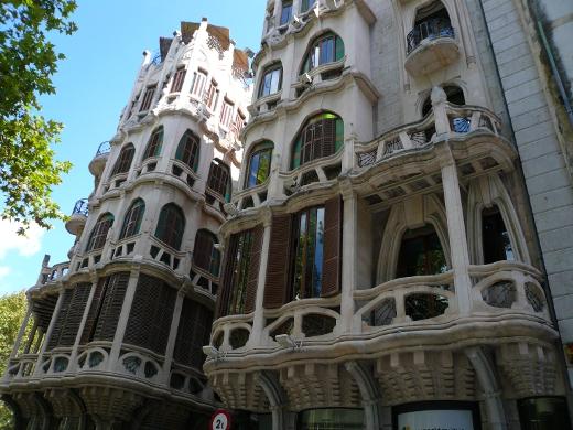 Spanien balearen highlights casa casasayas palma de mallorca for Casas en palma de mallorca