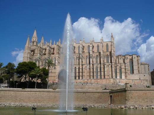 Palma de Mallorca Convento de Santa Clara