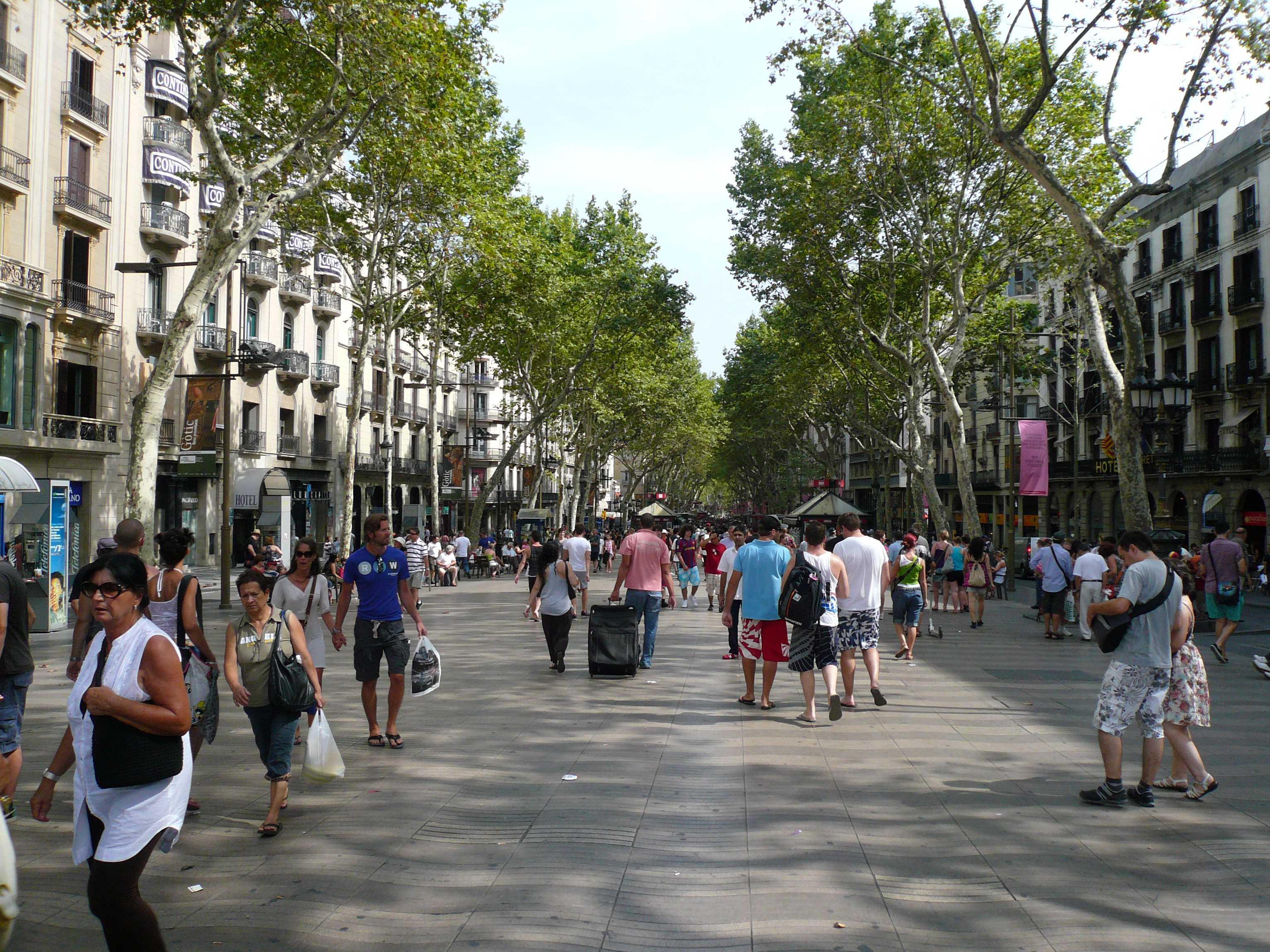 Barcelona Youth Hostels